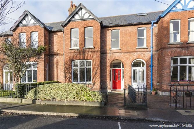 4 Sydenham Road, Ballsbridge, Dublin 4