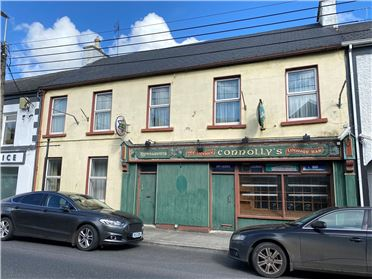 Connolly's Former Licenced Premises, Saint Brendan's Street, Portumna, Co. Galway
