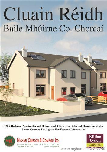 Cluain Rèidh, Baile Mhùire, Macroom, Cork
