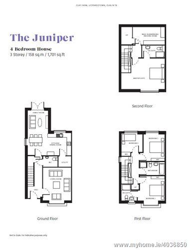 The Juniper, Clay Farm , Leopardstown, Dublin 18