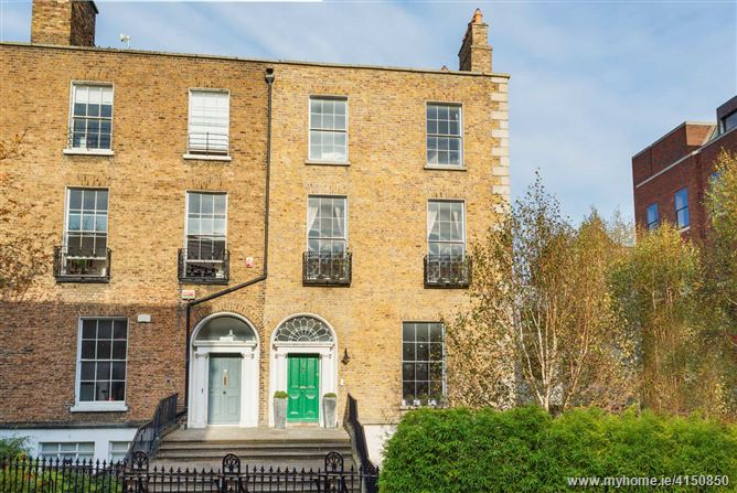 10 Mount Street Crescent, Dublin 2