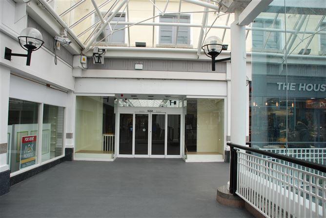 Main image for Unit 32, Market Cross Shopping Centre, Kilkenny, Co. Kilkenny