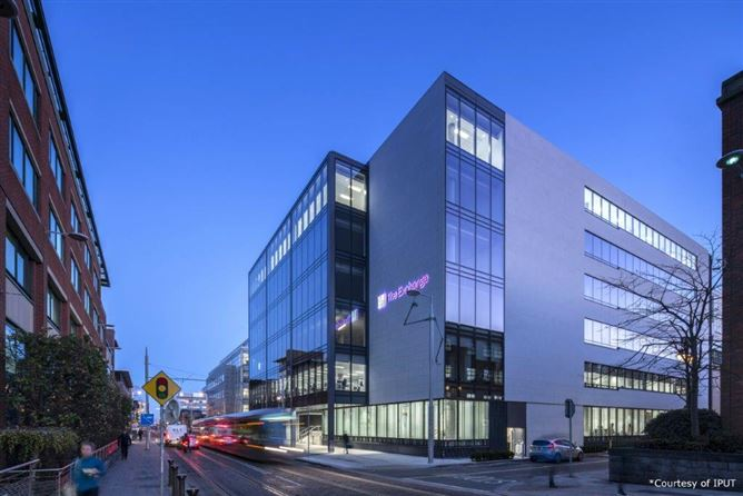 Main image for The Exchange Building,IFSC,Dublin 1