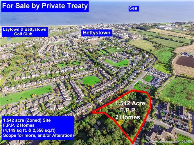 1.542 Acres, The Narroways, Bettystown, Meath