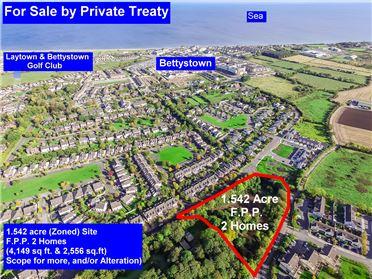 Main image of 1.542 Acres, The Narroways, Bettystown, Meath