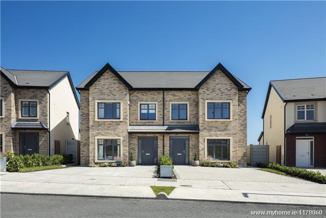 4 Bedroom Homes, Broadmeadow Vale, Ratoath, Co Meath