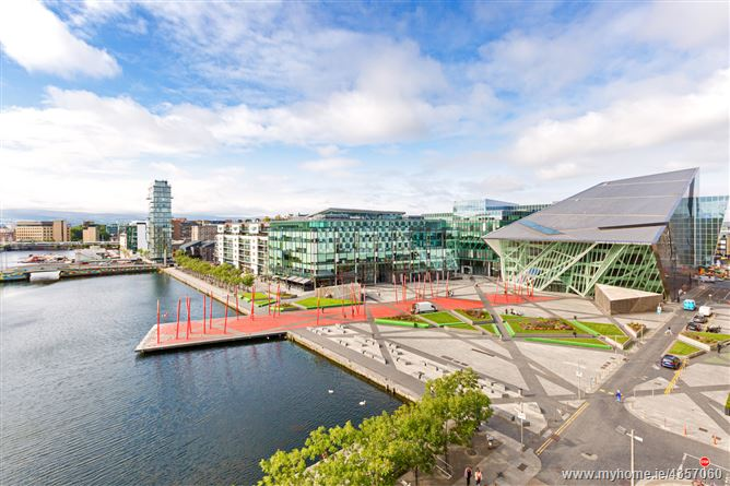 The Penthouse at Hanover Quay, 27 Hanover Dock, Grand Canal Dk, Dublin 2