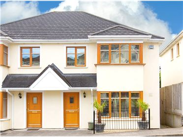 Main image of 161 The Rectory, Enniskerry Road, Stepaside, Dublin 18