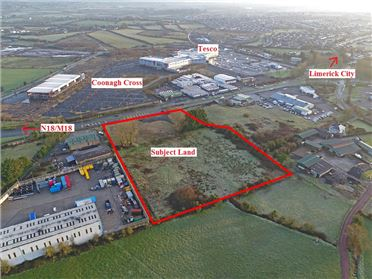 Main image of Development Land Clondrinagh (former Texaco garage), Ennis Road, Limerick