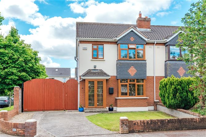 Main image for 30 New Caragh Court,Naas,Co. Kildare,W91 FX6P