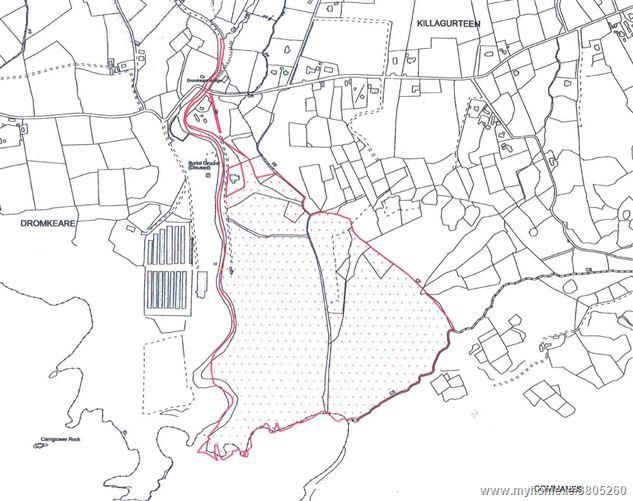 Ref 445 - House & Lands, Dromkeare, Waterville, Kerry