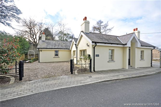 The Gate Lodge, Claremont, Carrickmines, Dublin 18