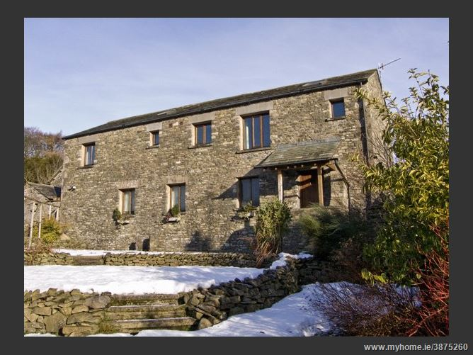 Main image for Hollins Farm Barn Countryside Cottage,New Hutton, Cumbria, United Kingdom