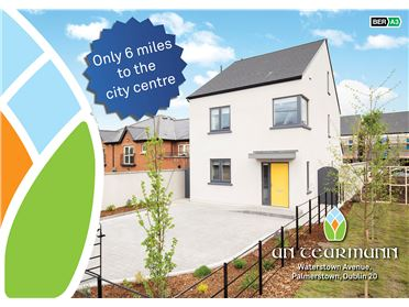 Main image for Waterstown Avenue, Palmerstown, Dublin 20