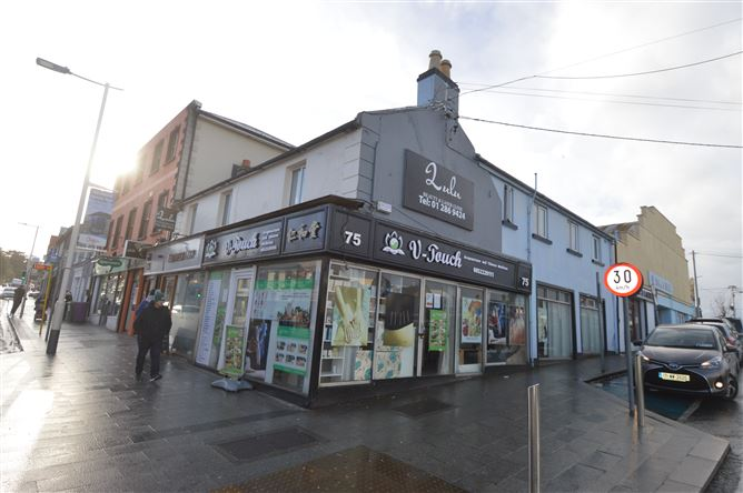 Main image for 75 Main Street , Bray, Wicklow