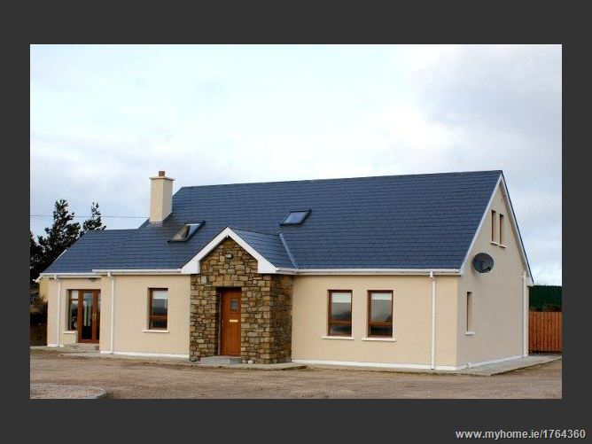 Main image for Carrick Cottage - Derrybeg, Donegal