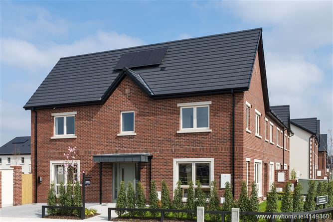 Main image for Elsmore, Naas, Co. Kildare - large 4 bed townhouses