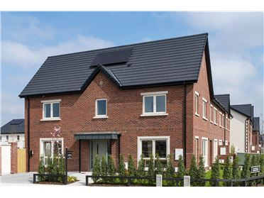 Photo of Elsmore, Naas, Co. Kildare - large 4 bed townhouses
