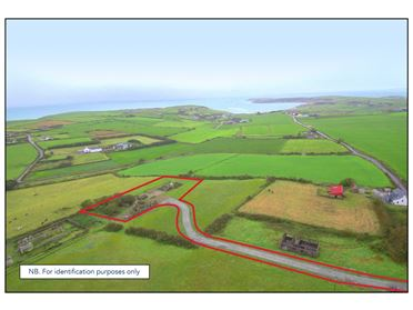 Image for Lands comprised within Folio CK136961F, Ardfield, Clonakilty, Co. Cork