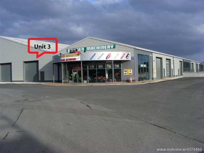 Main image for Unit 3 GWI Business Park, Collooney, Sligo
