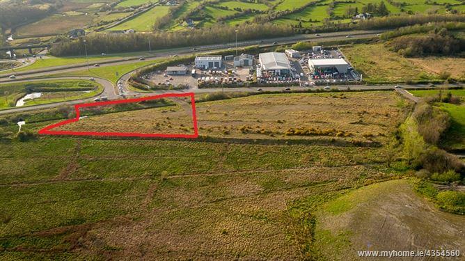 Main image for Commercial land at Ballydrehid, Ballisodare, Sligo