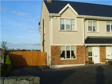 Photo of 21 the Meadows, Mount Bellew, Galway