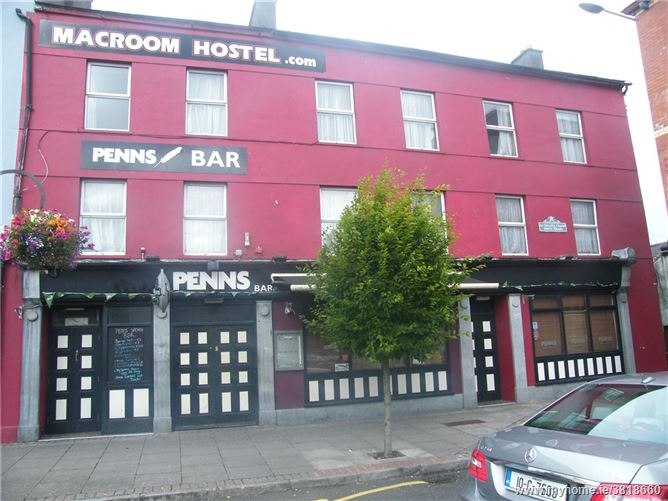 Penns Bar, North Square, Macroom, Co Cork