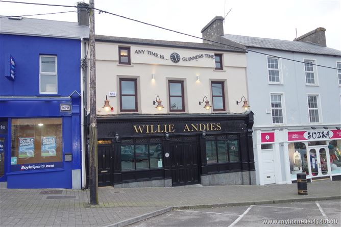 Willie Andies Bar, New Square, Mitchelstown, Cork