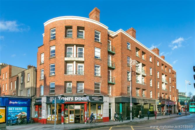 28 Harcourt Hall, Charlottes Way, South City Centre, Dublin 2