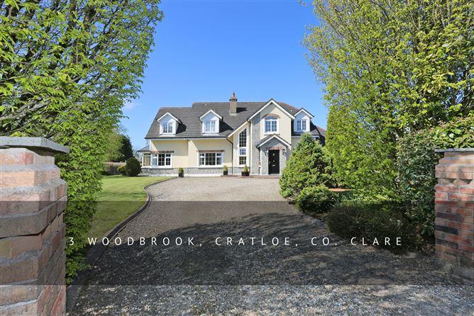 Main image for 3 Woodbrook, Wood Road, Cratloe, Cratloe, Clare