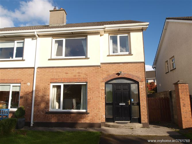 25 Lakeview, Rathbawn Road, Castlebar, Mayo