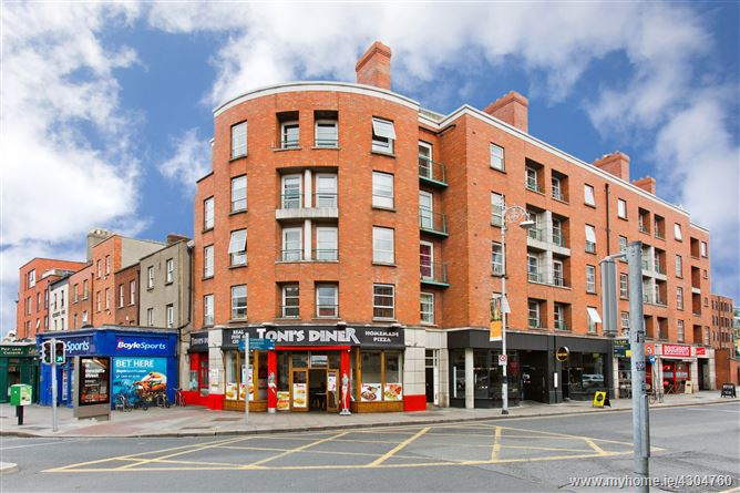 21 Harcourt Hall, Charlotte Way, South City Centre, Dublin 2