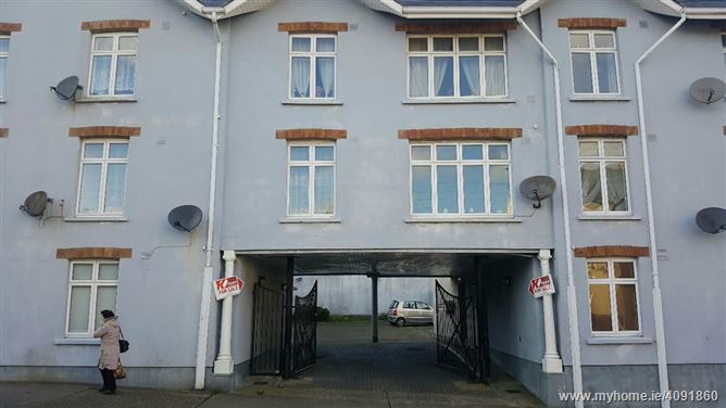 6 The Courtyard, Upper George St, Wexford, Wexford Town, Wexford