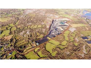 Former Lackagh Quarry, Coolough Road, Menlo, Galway