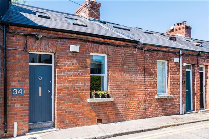 Main image for 34 Mountpleasant Terrace, Ranelagh, Dublin 6