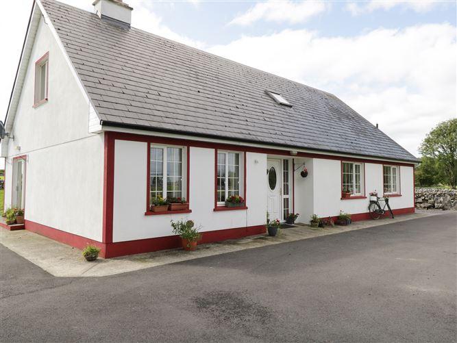 Main image for Lough Mask Road Fishing Lodge, BALLINROBE, COUNTY MAYO, Rep. of Ireland