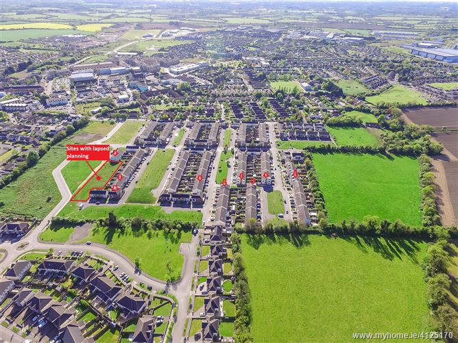 Portfolio in One Lot of 12 Properties  and 13 sites with LPP at Ashewood , Ashbourne, Meath