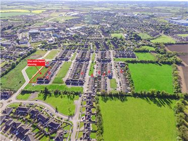 Main image of Portfolio in One Lot of 12 Properties  and 13 sites with LPP at Ashewood , Ashbourne, Meath
