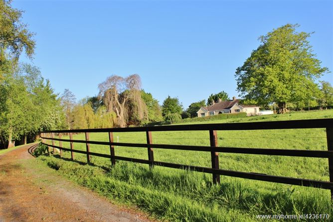 "Residence on c. 18.22 Acres/ 7.4 HA., ""Edendale"", Clonshaugh Road"