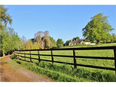 "Photo of Residence on c. 18.22 Acres/ 7.4 HA., ""Edendale"", Clonshaugh Road, Cloghran, Dublin"