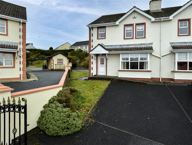 25 The Grange, Letterkenny, Donegal