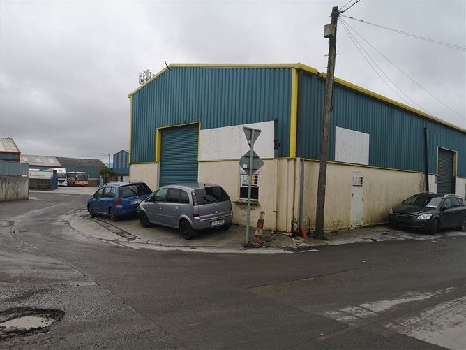 Cappincur Industrial Estate, Tullamore, Offaly