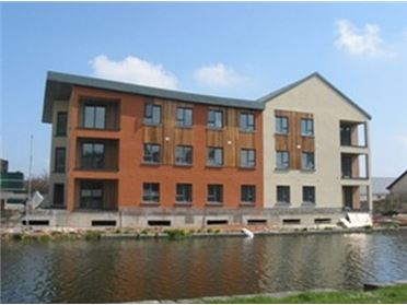 6 apartments at The Harbour, Athy, Co. Kildare