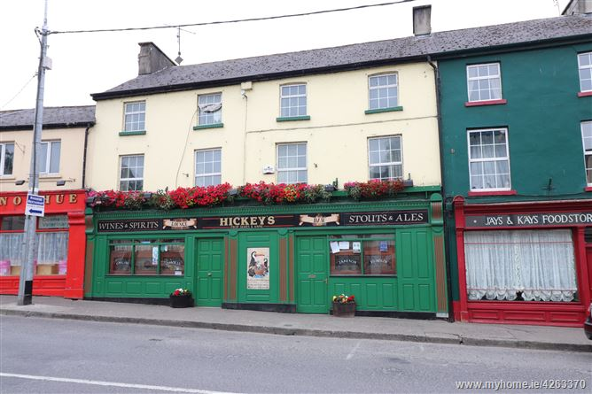 Hickeys Bar, Bridge Street, Croom, Limerick