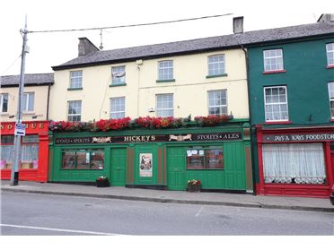 Photo of Hickeys Bar, Bridge Street, Croom, Limerick