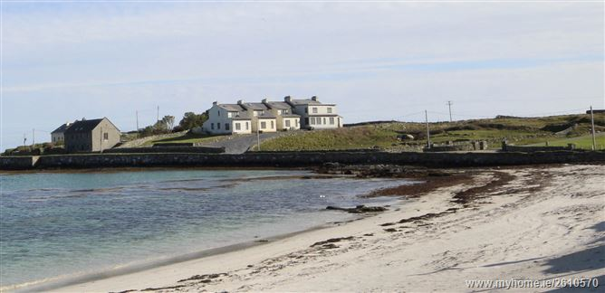 Coast Guard Station, Aillebrack Co Galway, Ballyconneely, Galway