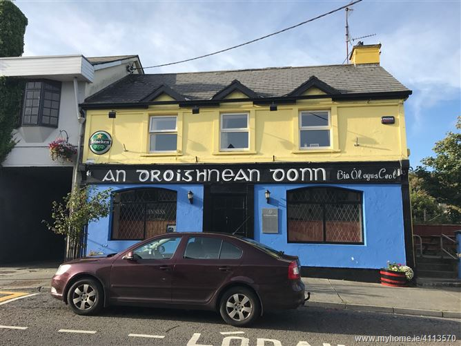 7 Day Licensed Premises, Main Street, Spiddal, Galway