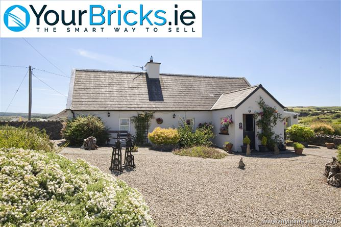 Main image for Claremoy Cottage, Clooneyogan South Moy, Lahinch, Clare