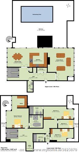 40 Saunders House, Spencer Dock, IFSC, Dublin 1