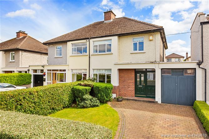 13 Barton Road West, Rathfarnham, Dublin 14
